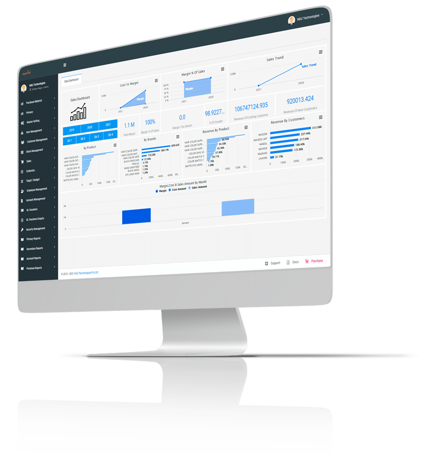 Taksim - Sales & Distribution Software