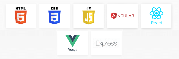 NKU Technologies - Front-End Stack