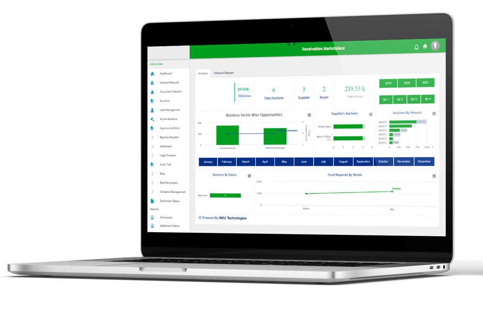 Factority - NKU Technologies Product